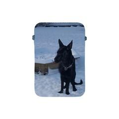 Snowy Gsd Apple Ipad Mini Protective Sleeve