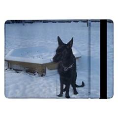 Snowy Gsd Samsung Galaxy Tab Pro 12.2  Flip Case