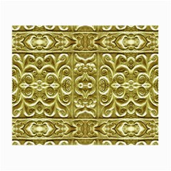 Gold Plated Ornament Glasses Cloth (Small)