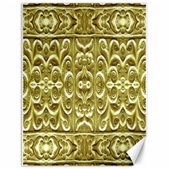 Gold Plated Ornament Canvas 18  x 24  (Unframed)