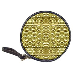 Gold Plated Ornament Cd Wallet