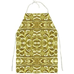 Gold Plated Ornament Apron