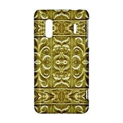 Gold Plated Ornament HTC Evo Design 4G/ Hero S Hardshell Case