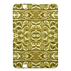 Gold Plated Ornament Kindle Fire HD 8.9  Hardshell Case