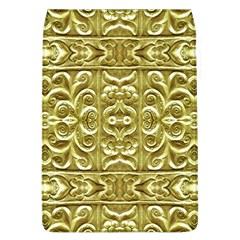 Gold Plated Ornament Removable Flap Cover (large)
