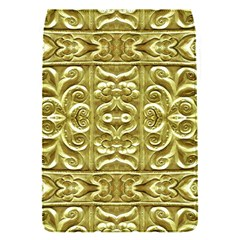 Gold Plated Ornament Removable Flap Cover (Small)