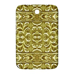 Gold Plated Ornament Samsung Galaxy Note 8 0 N5100 Hardshell Case