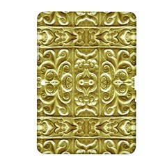 Gold Plated Ornament Samsung Galaxy Tab 2 (10.1 ) P5100 Hardshell Case