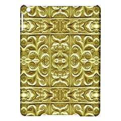 Gold Plated Ornament Apple iPad Air Hardshell Case