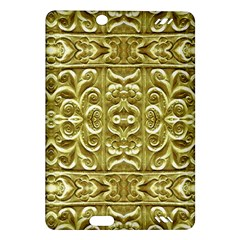 Gold Plated Ornament Kindle Fire HD 7  (2nd Gen) Hardshell Case
