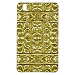 Gold Plated Ornament Samsung Galaxy Tab Pro 8 4 Hardshell Case