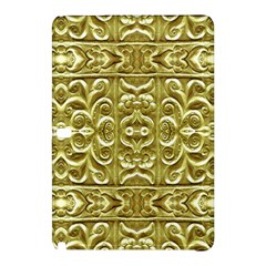 Gold Plated Ornament Samsung Galaxy Tab Pro 12.2 Hardshell Case