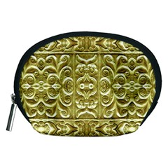 Gold Plated Ornament Accessory Pouch (medium)