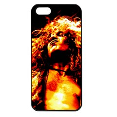Golden God Apple Iphone 5 Seamless Case (black)