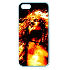 Golden God Apple Seamless Iphone 5 Case (color)