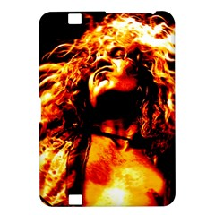 Golden God Kindle Fire Hd 8 9  Hardshell Case