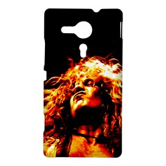 Golden God Sony Xperia SP M35H Hardshell Case