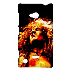Golden God Nokia Lumia 720 Hardshell Case