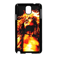 Golden God Samsung Galaxy Note 3 Neo Hardshell Case (black)
