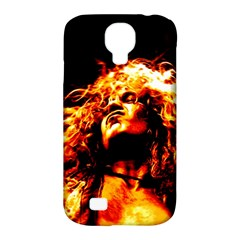 Golden God Samsung Galaxy S4 Classic Hardshell Case (PC+Silicone)