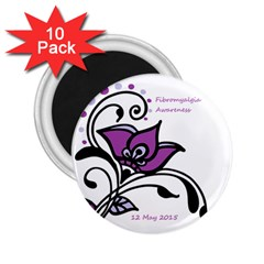 2015 Awareness Day 2.25  Button Magnet (10 pack)
