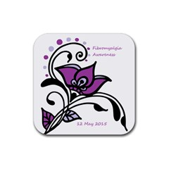 2015 Awareness Day Drink Coaster (Square)