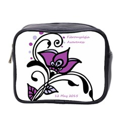 2015 Awareness Day Mini Travel Toiletry Bag (two Sides)