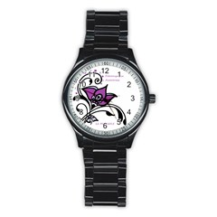 2015 Awareness Day Sport Metal Watch (black)