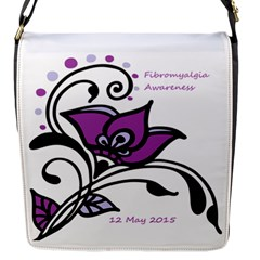 2015 Awareness Day Flap Closure Messenger Bag (Small)
