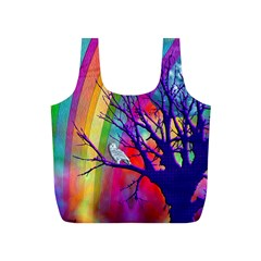 Rainbow Moon Reusable Bag (s)