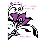 2015 Awareness Day Notebook Front Cover