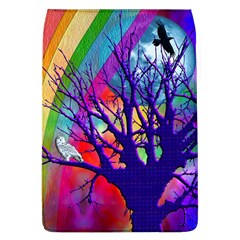 Rainbow Moon Removable Flap Cover (Large)