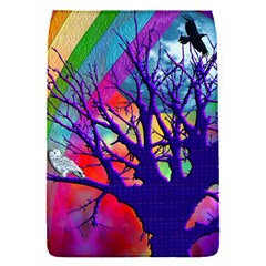 Rainbow Moon Removable Flap Cover (small)
