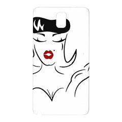 Pin Up Samsung Galaxy Note 3 N9005 Hardshell Back Case