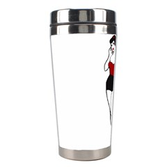 Pin Up Stainless Steel Travel Tumbler