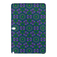 Retro Flower Pattern  Samsung Galaxy Tab Pro 12 2 Hardshell Case