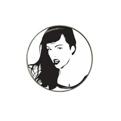 Pin Up Golf Ball Marker 10 Pack (for Hat Clip)
