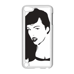 Pin Up Apple iPod Touch 5 Case (White)