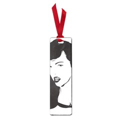 Pin Up Small Bookmark
