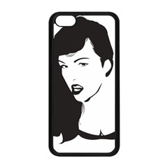 Pin Up Apple iPhone 5C Seamless Case (Black)