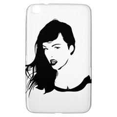 Pin Up Samsung Galaxy Tab 3 (8 ) T3100 Hardshell Case