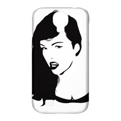 Pin Up Samsung Galaxy S4 Classic Hardshell Case (PC+Silicone)