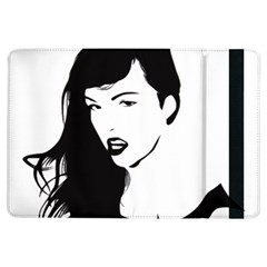 Pin Up Apple iPad Air Flip Case