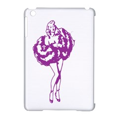 Pin Up Apple iPad Mini Hardshell Case (Compatible with Smart Cover)