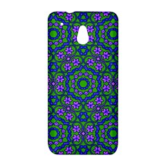 Retro Flower Pattern  HTC One mini Hardshell Case