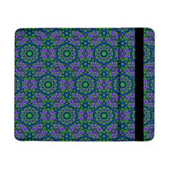 Retro Flower Pattern  Samsung Galaxy Tab Pro 8 4  Flip Case