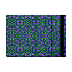 Retro Flower Pattern  Apple iPad Mini 2 Flip Case