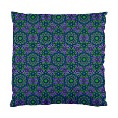 Retro Flower Pattern  Cushion Case (two Sided)