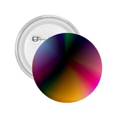 Prism Rainbow 2.25  Button