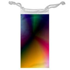 Prism Rainbow Jewelry Bag